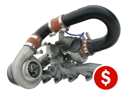 Venta de Turbocompresores